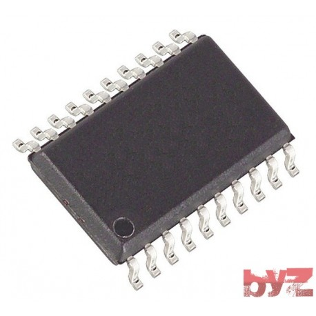 ADC0804LCWM - ADC Single SAR 10ksps 8-bit Parallel SOIC 20 - ADC0804 ADC0804LCW ADC0804LC ADC0804L SMD