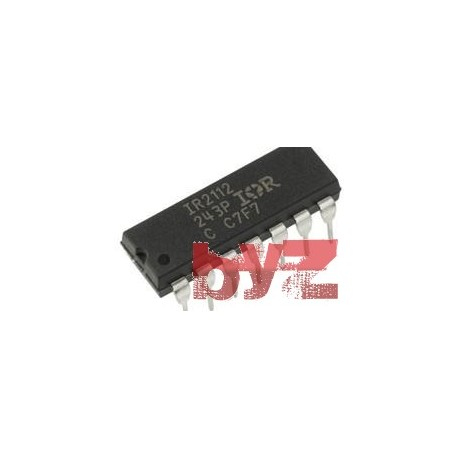 IR2112PBF - Driver 600V 0.5A 2-OUT Hi/Lo Side Non-inv 14-Pin PDIP