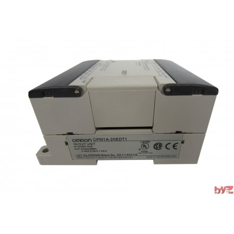 CPM1A-20EDT1 - Omron Controllers 20 PT., EXP. PNP