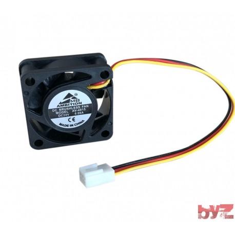 COOLING FAN 40X40X15MM 24VDC 2 WIRE