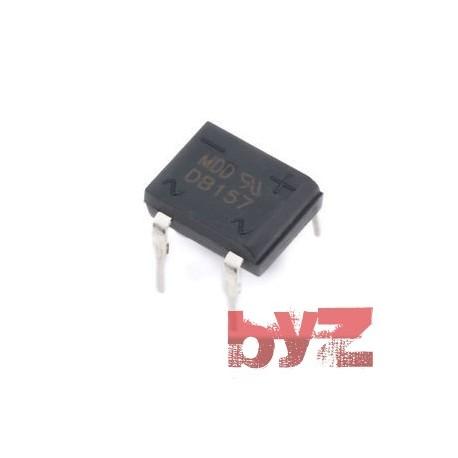 DB157 - Diode Bridge 1000V 1,5A DIP 4 DI1510
