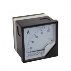 6L2-A-15A - Amper Metre AC 80x80 0-15A GB/T7676-98