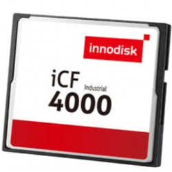 DC1M-512D31C1SB - INNODISK 512MB iCF4000 CF KART