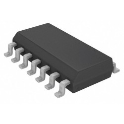 UC2843D - Current Mode PWM Controller 1A 14-Pin SOIC UC28430 UC 28430