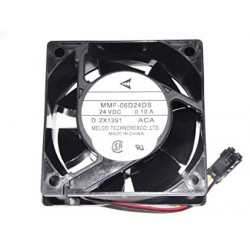 MMF-06D24DS-ACA - Melco FAN 60x25mm 24V 0.1A 3 Wires