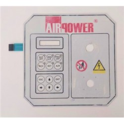 AIRPOWER-PAD - KEY PAD for AIRPOWER