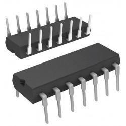 TLC27M4CN - IC OPAMP GP 635KHZ 14DIP
