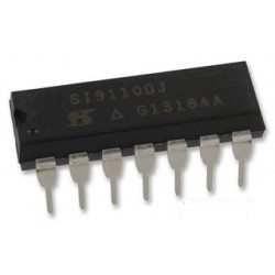 Si9110DJ -Swithed-Mode Power Supply Controller