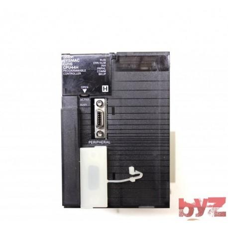 OMRON CJ1G-CPU44H CONTROL LOGIC 30K PROG 64K DATA