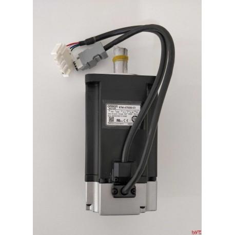 R7M-A75030-S1 - Omron Servo Motor 200v 750W INC 3000 RPM KEY