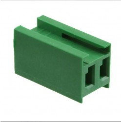280590 - ST Conn Housing RCP 2 POS 3.96mm Crimp