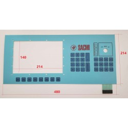 SMC08511518-K - SACMI PRESS UPPER KEYPAD