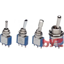 APEM-5237YAB - TOGGLE SWITCH